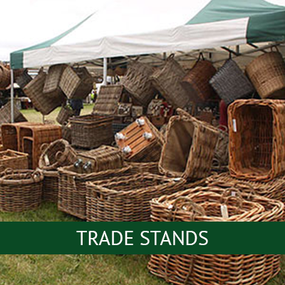 This Years Trade Stands