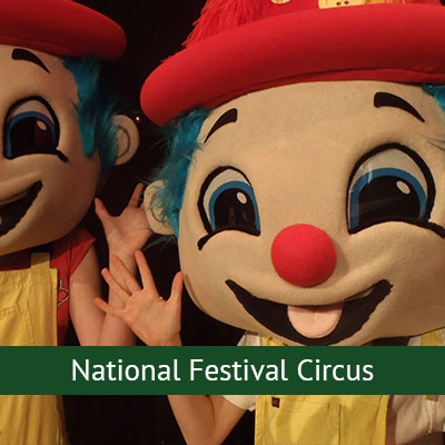 National festival Circus