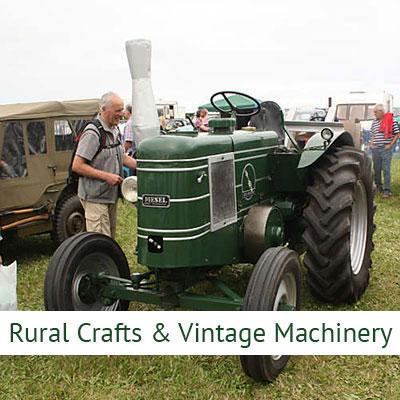 Rural Crafts & Vintage Machinery