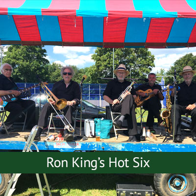 Ron King's Hot Six
