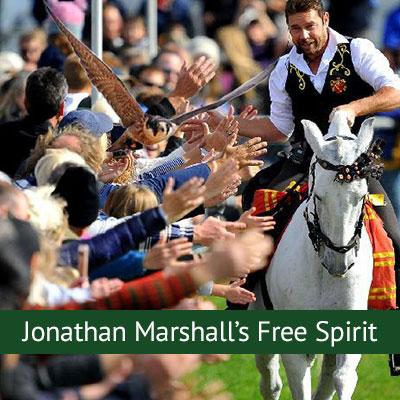 Jonathan Marshall Free Spirit Show