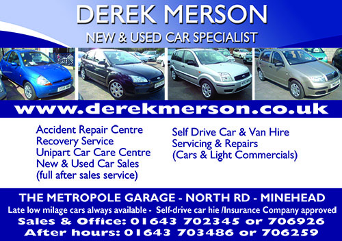 Derek Merson