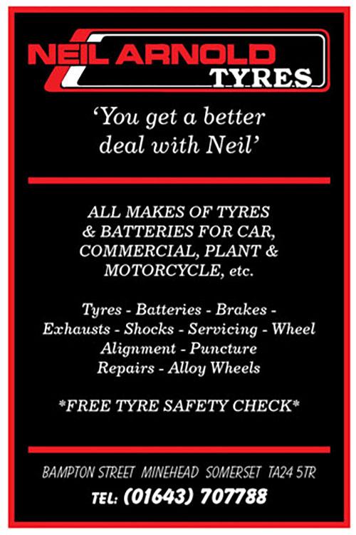 Neil Arnold Tyres
