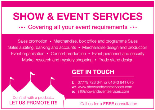 Show And Event Services